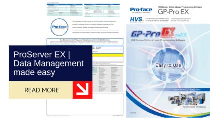 ProServer EX | Data Management made easy 15