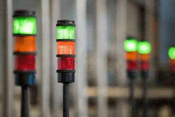 ANDON monitoring system