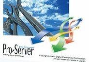 Pro-Server with Pro-Studio