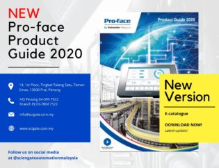 Pro-face Product Catalog 2020 10