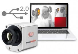 Thermal imaging camera for body temperature monitoring 1