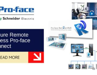 Secure Remote Access Pro-face Connect 3