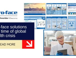 Pro-face solutions in a time of global health crisis 3