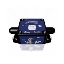 Ultra-Low-Power Wifi inclinometer with built-in data logger