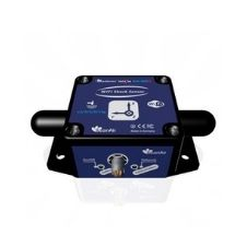 Ultra-Low-Power Wifi Shock Sensor with built-in data logger