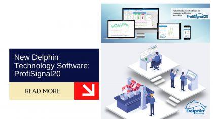 New Delphin Technology Software: ProfiSignal 20 5