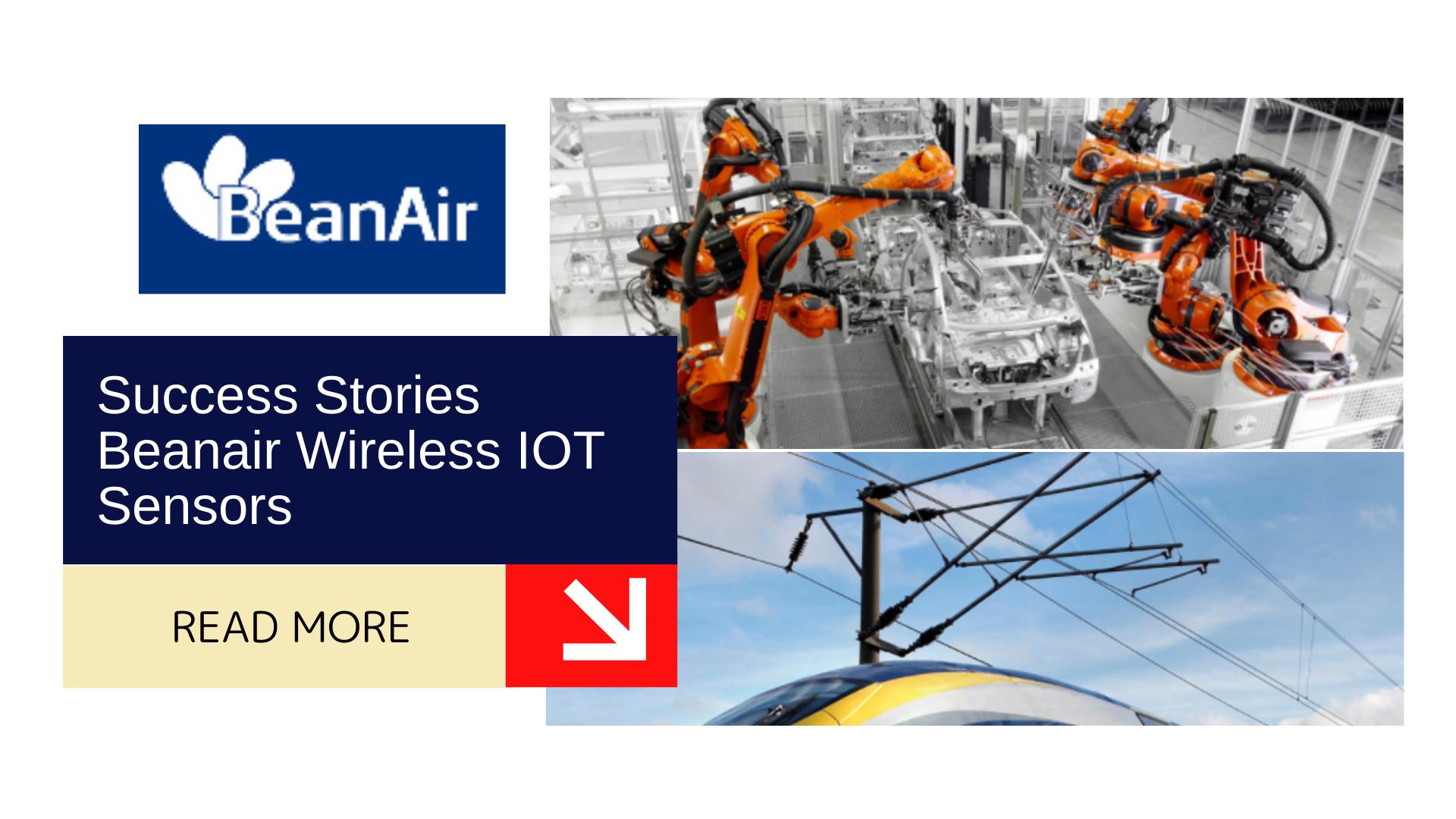 Success Stories Beanair Wireless IOT Sensors 1